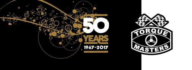 50 Years logo TM